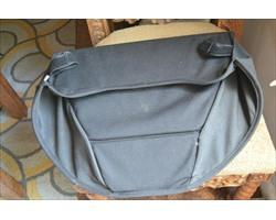 Багажник серый для коляски Quinny Buzz