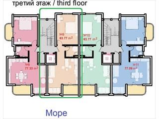 Квартира на 3 этаже