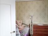 спальня, вид от окна
