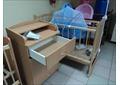 Кроватка в магазине АИСТ